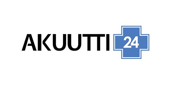 Akuutti24 - logo