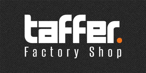Taffer Factory Shop - logo