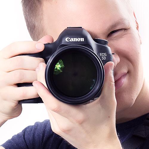 Palvelut - Valokuvaus