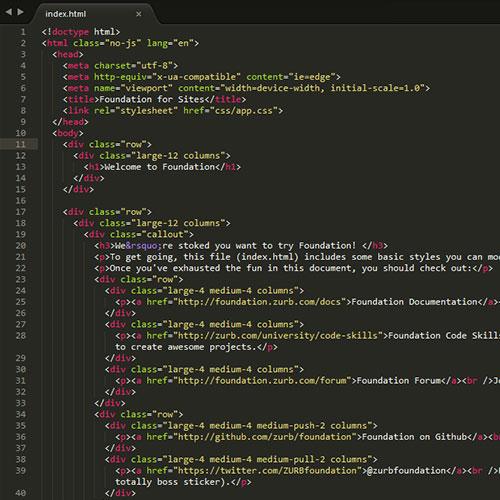 Palvelut Web-kehitys